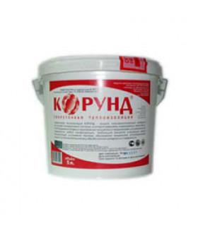 Жидкая керамическая теплоизоляция Корунд Классик (краска, утеплитель, покрытие) 5л
